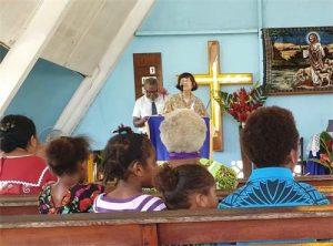 法轮功真相, 太平洋热带岛国, 瓦努阿图