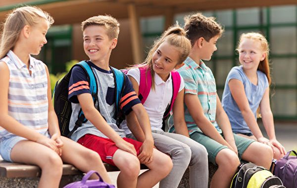 孩子, 同伴压力, 自信, 健康