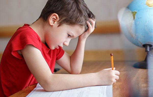 孩子, 焦虑症, 压力, 学会控制