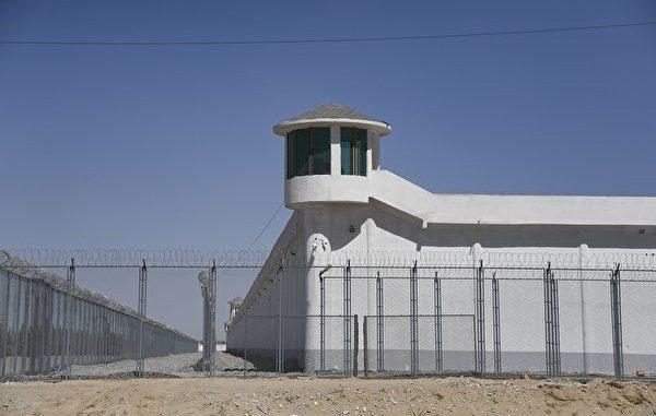 中共监控系统, 新疆拘留营, 机密文件