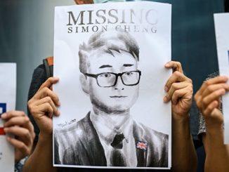 郑文杰, Simon Cheng, 反送中, 嫖娼, 英国外长