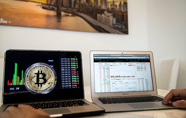 区块链, 加密货币, 比特币