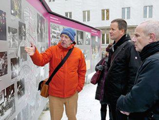 柏林墙, 推倒柏林墙30周年, 泛欧野餐, 莱比锡