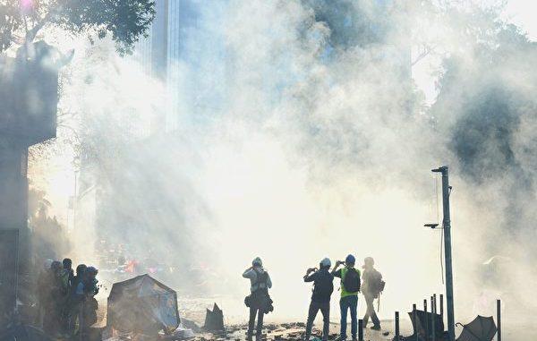 """""""反送中"""", 香港理工大学, 港警滥暴, 独立调查委员会, 公民抗命"""