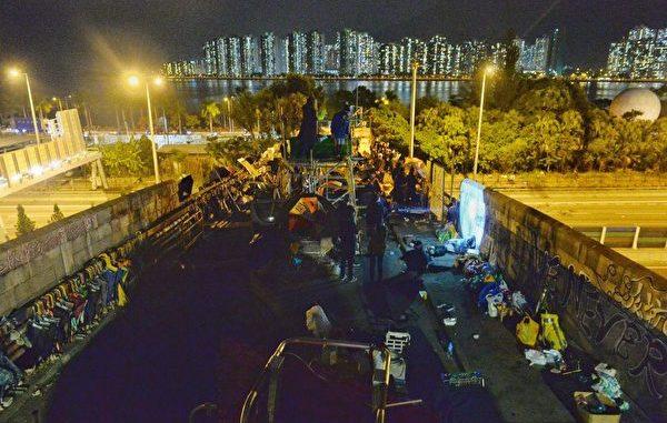 反送中, 保卫中大, 二号桥, 香港人权及民主法案, 区议会选举