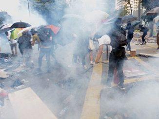 反送中, 香港民主运动, 支持香港, 香港理大, PolyU