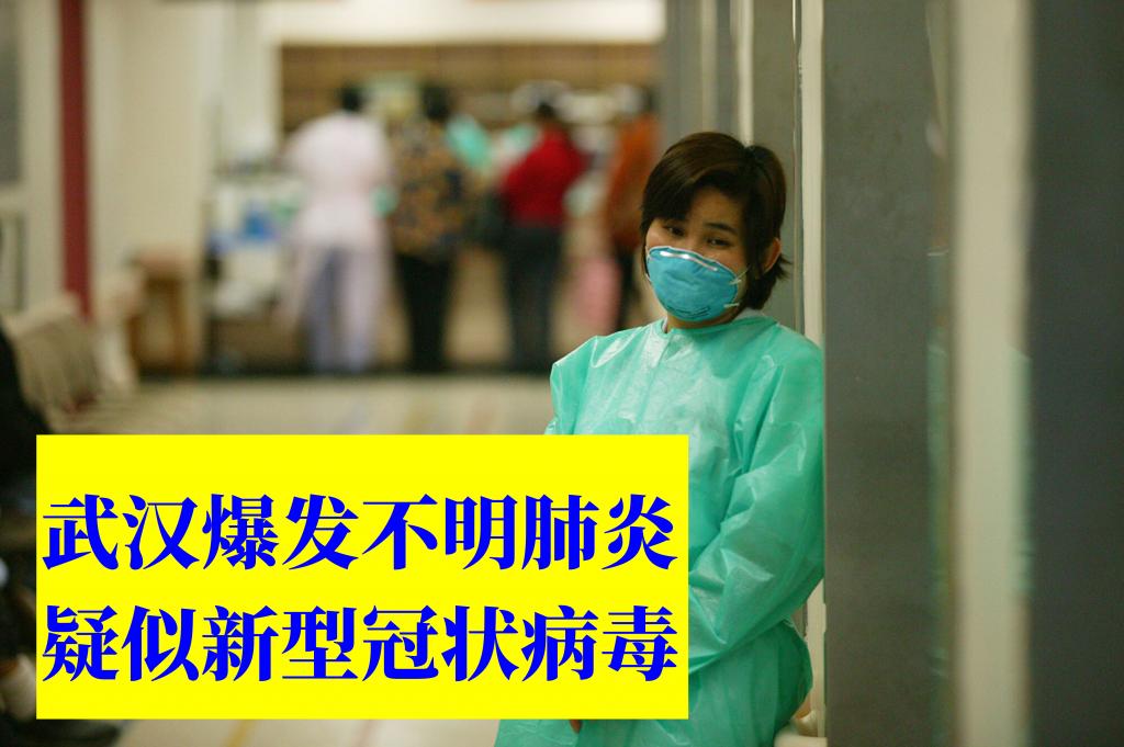 武汉爆发不明肺炎(二)疑似新型冠状病毒,是否人传人14号见效