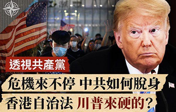 十字路口 香港自治法