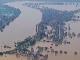 被洪水淹没的鄱阳镇