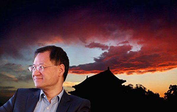 清华大学法律系教授许章润