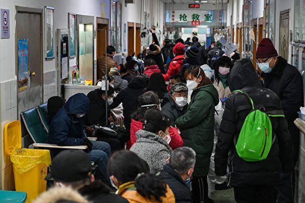 """据中媒中新社等报导,黑龙江、辽宁、北京、河北相继传出本土病例疫情,当地医师透过微信吹哨警告""""疫情真的非常严重""""。图为资料照。"""