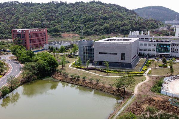 武汉病毒研究所的P4实验室。