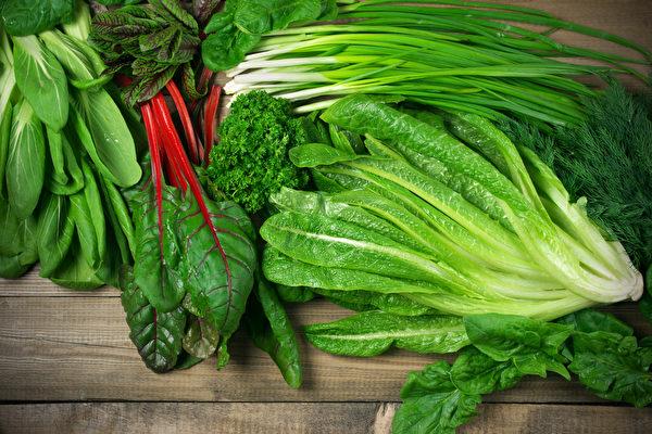 多吃深绿色蔬菜